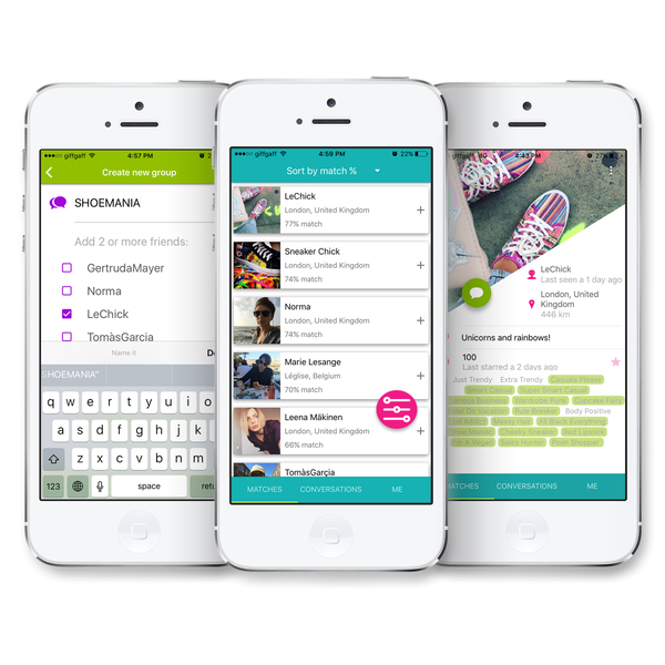 Never Shop Alone Again: New iOS App 'ShoppingMate' Brings Shoppers Together On One Platform