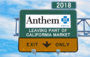 Anthem Blue Cross To Leave Part of California Individual Market In 2018