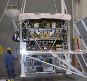 <strong>Existing CREAM hardware used for balloon flights.   Credits: NASA</strong>