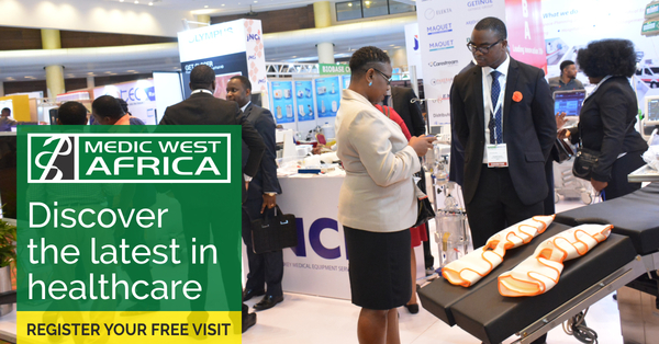 Regional Healthcare Industry is Set for a Major Boost With Return of Medic West Africa Show
