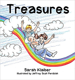 Author Sarah Klaiber Announces The Release Of New Children's Book, 'Treasures'