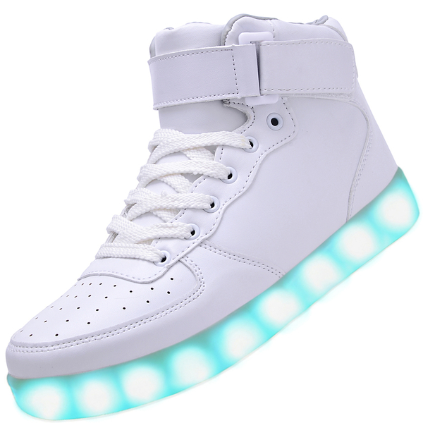 How LED Light Up Shoes Are Again Revolutionizing The Fashion Industry