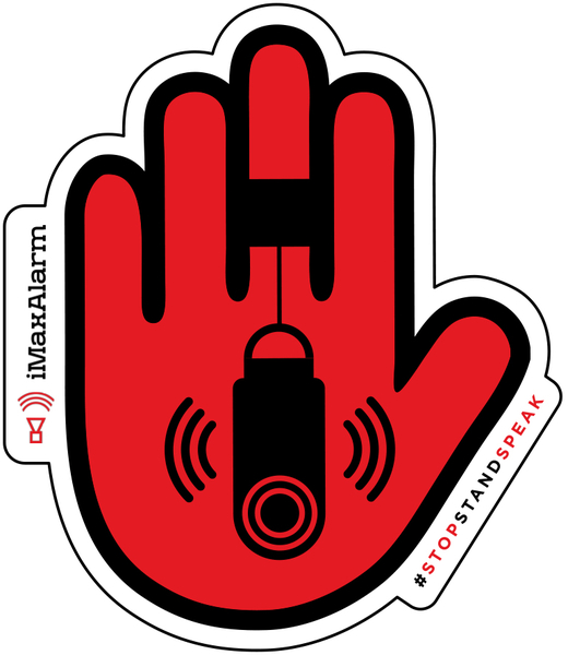 iMaxAlarm, LLC Launches Their First Collection of Personal Security Alarm Systems in Support of the Growing Street Harassment Movement