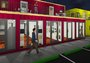 Shipping Container Office Park Offers Flexible Workshop and Suite Space for Less