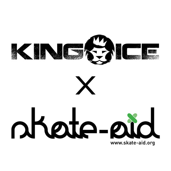 King Ice and Skate-Aid Launch Their Official Collaboration