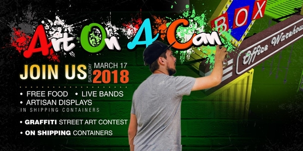Graffiti/Street Art Contest Calls for Artists and Judges