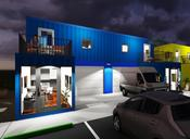 <strong>Cutline: Artist's rendering of Box Office Warehouse Suite. (Image Credit: Hue Grant, Hue Architecture).</strong>