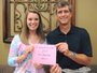 Vinson Orthodontics Awards Scholarship to Clayton High School Senior