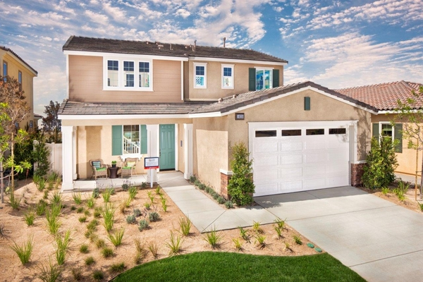 Model Homes Now Selling at Pardee's Northstar in Master-planned Sundance in Beaumont