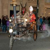 <strong>Steam Car with Krampus</strong>