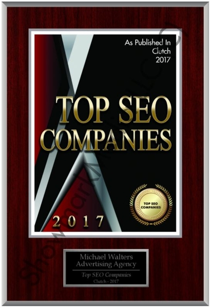 Michael Walters Advertising Chosen as One of The Top SEO Companies of 2017