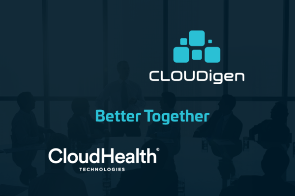 CLOUDigen, Inc. Partners With CloudHealth Technologies to Deliver Industry Leading Cloud Management for AWS