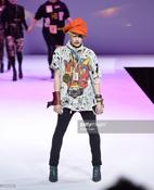 Richie Rich last February Fashion Week At Madison Square Garden