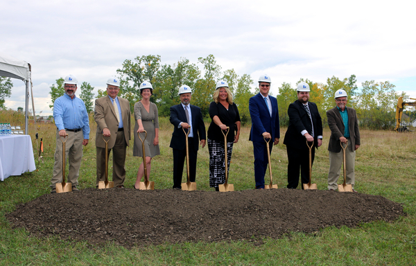 The Douglas Company Breaks Ground on the New Brooklyn Pointe Assisted Living and Memory Care Community
