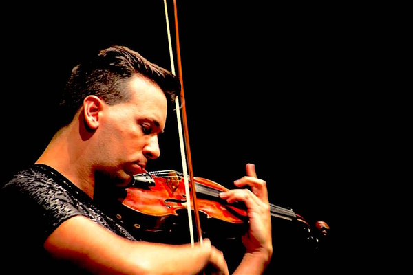 Andrew Sords World-Class Violinist Slated to Perform Classical Masterpieces at Delaware's Historic Milton Theatre Oct. 8th
