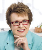 <strong>Trailblazer Billie Jean King to be featured as keynote at Fairfield County's Community Foundation's Fund for Women & Girls Annual Luncheon on April 5, 2018 at the Hyatt Regency in Greenwich, Conn.</strong>