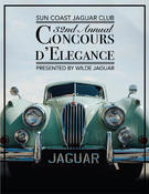 <strong>Attend the Sun Coast Jaguar Club 32nd Annual Concours d'Elegance, presented by Wilde Jaguar Sarasota.</strong>