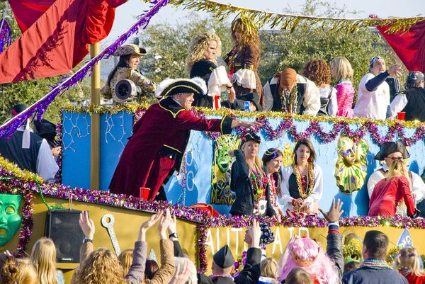 2018 Mardi Gras Parades Grandstand Tickets On Sale Now