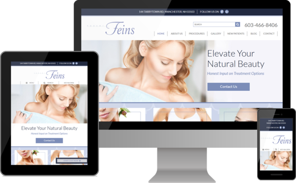 Board-Certified Plastic Surgeon Dr. Robert Feins Unveils New Practice Website