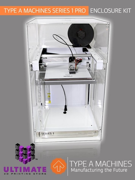 Ultimate 3D Printing Store Unveils a Custom Enclosure with Optional HEPA Filtration System
