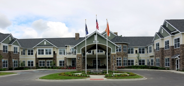 The Douglas Company Announces Completion of Stonecrest of Troy Assisted Living and Memory Care Community in Troy, Michigan