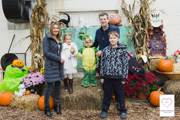 Halloween in a Magical Garden Community Event to Benefit Soup Kitchen at St. Bartholomew's Church