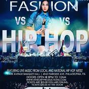 "Hip Hop vs Fashion ""Rip The Runway"" Show! Saturday Oct 14th 7pm-12pm Park Avenue banquet Hall"