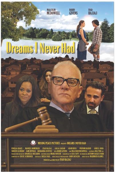 """Dreams I Never Had"" Opening At San Pedro International Film Festival"