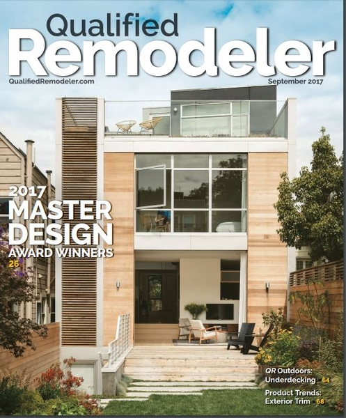 Jackson Design and Remodeling Wins Three Master Design Awards