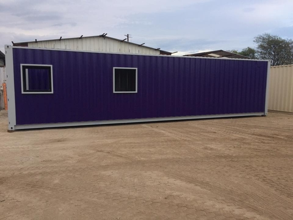 TCU Horned Frogs Purple to Adorn Shipping Containers in Alliance Area