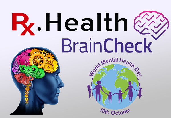Rx.Health and BrainCheck Partner to Combat Mental Health Crisis