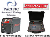 Pacific Automated Welding Solutions Announces New Magnatech Power Supply Models with True Digital Control and Color Touch-Screen and the M500 Weld Head for Tube Welding Applications