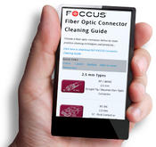<strong>www.focleaning.com is designed for field use with any mobile device</strong>