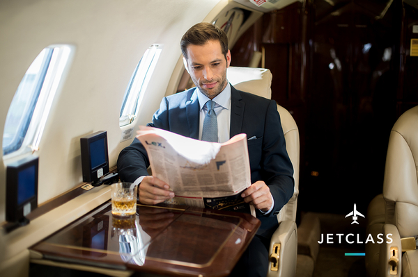 Fly on a Private Jet from Just EUR290 with JetClass