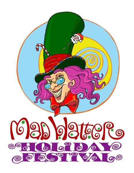 "Make Your Way Down The Rabbit Hole to California's Most Whimsical Holiday Event ""The Mad Hatter Holiday Festival"" that Recreates an Alice in Wonderland Enchantment for All in the City of Vallejo"