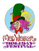 Mad Hatter Holiday Festival Logo;