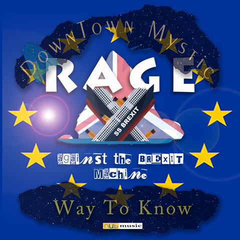 Rage Against The Brexit Machine In UK!