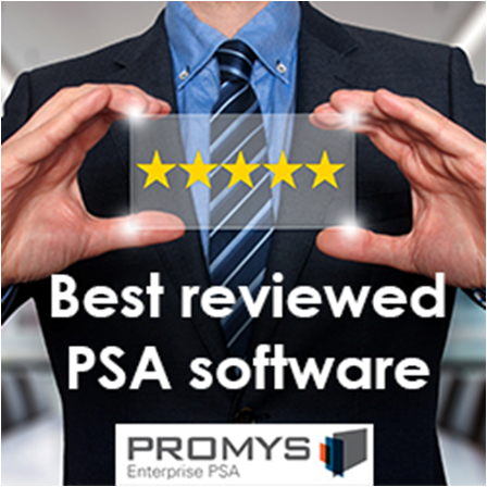 Promys PSA Business Software Releases Integration with Continuum