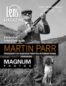 exclusive interview with Martin Parr, one of the greatest photographers of our time, President of Magnum Photos International since 2013.