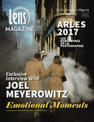 Issue #34- A special coverage of Arles Photo Fair and an exclusive interview with one of the most known photographers in the world today, JOEL MEYEROWITZ.
