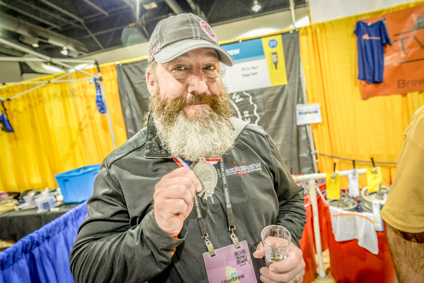 Uberbrew's Medal Streak Continues At Great American Beer Festival