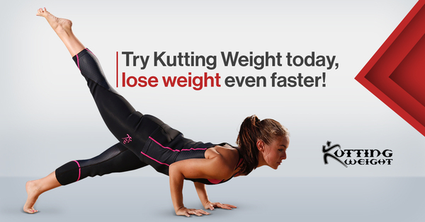 Kutting Weight SweatTech Neoprene Scientifically Proven to Kickstart Weight Loss