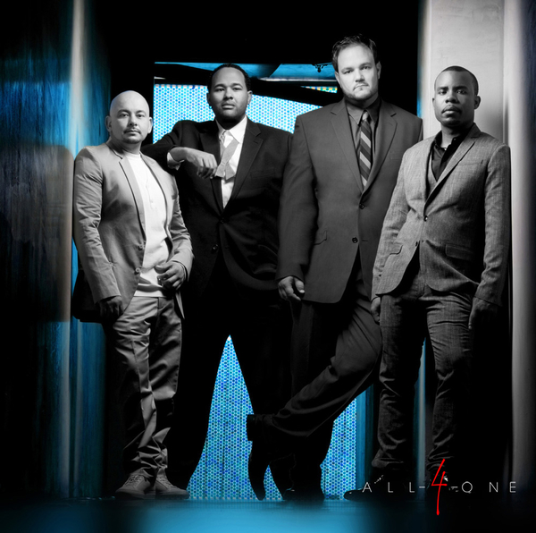 The Kalamazoo Symphony Orchestra Welcomes Grammy Award Winning Pop & R&B sensation, All-4-One – Saturday, November 4th at Miller Auditorium
