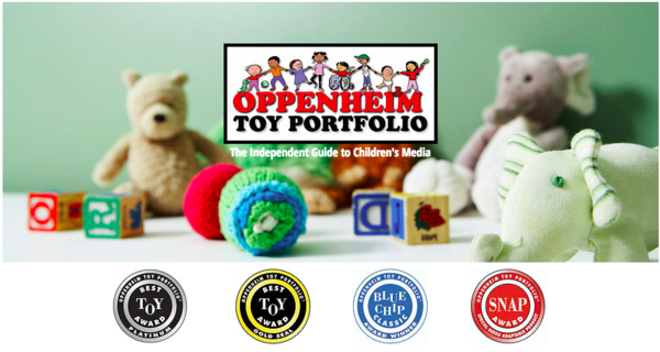 BEST TOYS for 2017: Independent Consumer Group, Announces Oppenheim Toy Portfolio Platinum Awards on www.toyportfolio.com