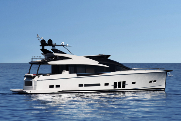 Adler Suprema Hybrid to Make her U.S. Debut at Fort Lauderdale International Boat Show 2017
