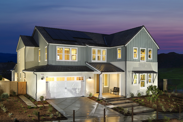 Pardee Homes Los Angeles Ventura Wins Community of the Year For Arista At Aliento