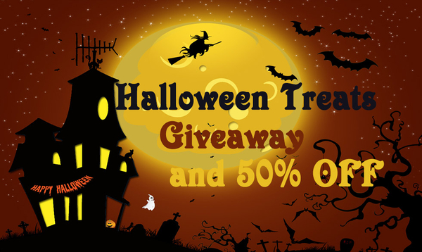 Ondesoft 2017 Halloween Treats – Audio Recorder Giveaway and iTunes DRM Removal Tools 50% OFF