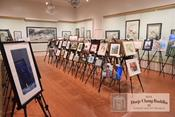 <strong>Los Angeles Senior Artists' Art Exhibit - Collections From the Treasure Chest held at H.H. Dorje Chang Buddha III Cultural and Art Museum</strong>