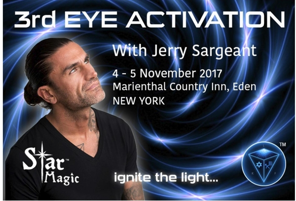 UK Energy Healer Jerry Sargeant Visits Buffalo for Holistic Mixer, Healing and Workshops