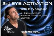 Jerry Sargeant's Third Eye Activation Workshop comes to Buffalo this week.